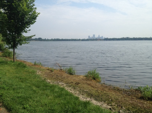Cedar Lake, Minneapolis - magic running place